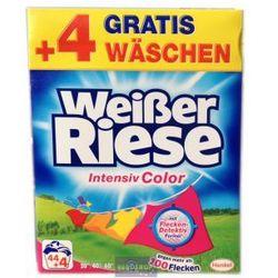 Weiser Riese proszek do prania tkanin kolorowych 44 prania