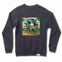 bluza DIAMOND - Indigenous Crewneck Navy (NVY)