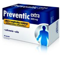 Preventic Extra 60 kapsułek