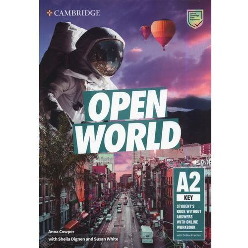 Open World Key Student's Book without Answers with Online Workbook (opr. miękka)