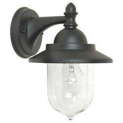 Zewnętrzna LAMPA ścienna SANDOWN GZH/SDN2 Elstead kinkiet OPRAWA ogrodowa IP44 outdoor czarny