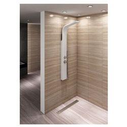 9731 Panel prysznicowy, biały