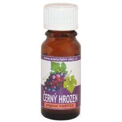 Olejek zapachowy z czarnego winogrona,
