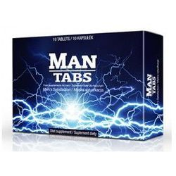 Tabletki na erekcję Man Tabs - 10 tab.