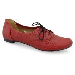 Buty Veronii 1689 czerwony