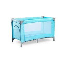 Łóżeczko turystyczne Basic Caretero (niebieskie)