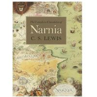 The Complete chronicles of Narnia (opr. twarda)