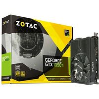 Zotac GeForce GTX 1050 Ti Mini 4GB GDDR5 128bit