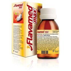 Flavamed max roztwór doustny 6 mg/ml 100 ml
