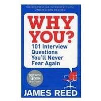Why You? - Reed James (opr. miękka)