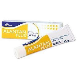 ALANTAN Plus krem 35g