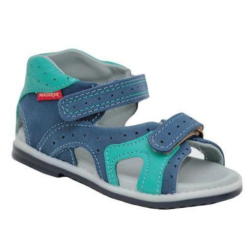6bf15698 Mazurek sandały profilaktyczne - 330/331/332 - sandały z obcasem Thomasa