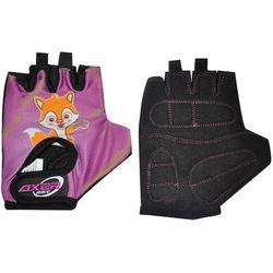 Rękawice rowerowe dziecięce AXER SPORT A0800 (rozmiar XS)