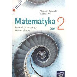 MATEMATYKA 2 ZSZ PODRĘCZNIK 2013 (opr. miękka)