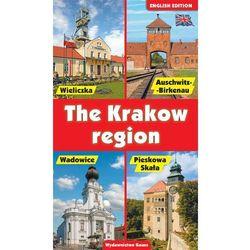 The Krakow region. Przewodnik
