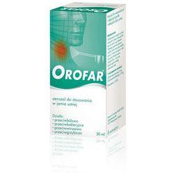 Orofar aer.do st.w j.ustnej (2mg+1,5mg)/ml 30 ml