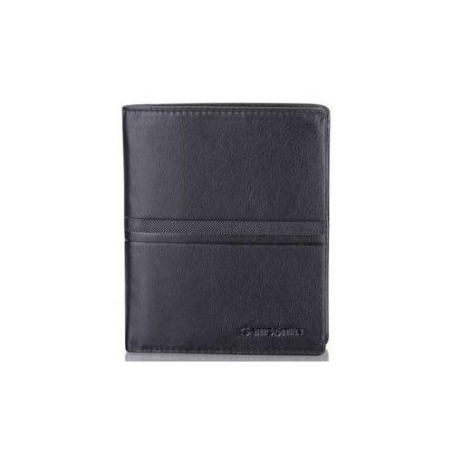 72ff18bcd83c7 SAMSONITE portfel męski skóra naturalna kolekcja 15A 282 Success z RFID