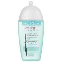 Bourjois - GENTLE EYE MAKEUP REMOVER - Delikatny płyn do demakijażu oczu - 200 ml