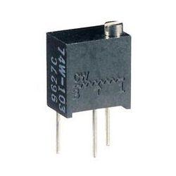 Potencjometr wieloobrotowy Vishay 74W 50R