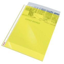 Koszulka krystaliczna Esselte 47201 A4/10szt. 55mic. żółta
