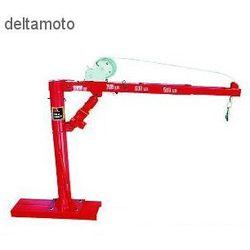 Podnośnik hydrauliczny pick-up z żurawiem, 0.5 tony