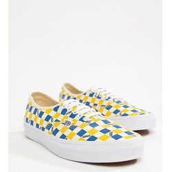 Vans Factory Pack Authentic trainers in yellow Exclusive at ASOS Yellow