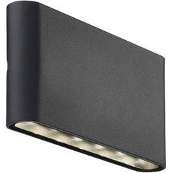 Nordlux Kinver Zewnętrzny Kinkiet Led Czarny 1 Punktowy Design Obszar Zewnętrzny Kinver Czas Dostawy Od 3 6 Dni Roboczych
