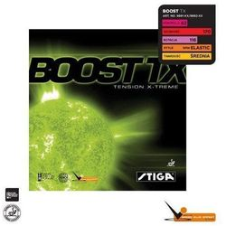 STIGA Boost TX - Okładzina - Czerwony