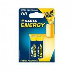 Varta Baterie alkaliczne Varta R6 (AA) 2szt. energy
