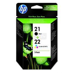 Tusz HP pak No 21/22 plus - TuszHPpakNo2122plus