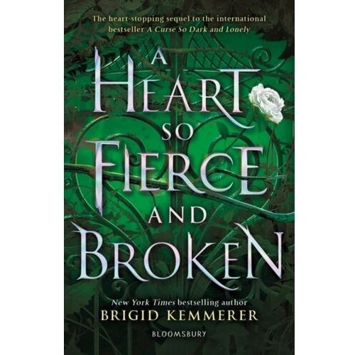 A Heart So Fierce and Broken Kemmerer, Brigid