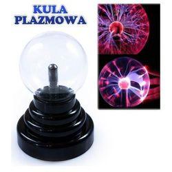 Świecąca Kula - Lampa Plazmowa.