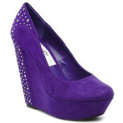 promocje - 20% Czółenka I Love Shoes Nydo Damskie Fioletowe Dostawa 2 do 3 dni
