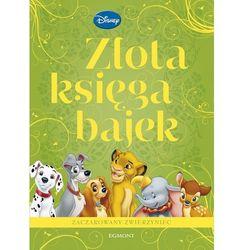 Złota Księga Bajek Zaczarowany zwierzyniec - wyprzedaż (opr. miękka)