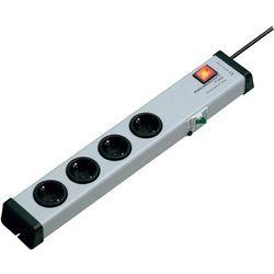 Listwa zasilająca z wyłącznikiem Ehmann 0221x00042301, Ilość gniazdek 4, 1.5 m, 3600 W, 230 V/50 Hz