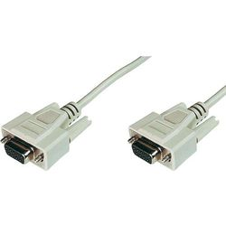 Kabel szeregowy ASSMANN 9pin /Ż - 9pin /Ż 3m