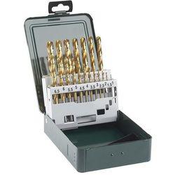 Zestaw wierteł krętych do metalu Bosch 2609255114, HSS, Uchwyt prosty, DIN 338, 1 zest.