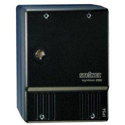 STEINEL 550318 - Wyłącznik zmierzchowy Steinel 550318 NightMatic 2000 Vario czarny
