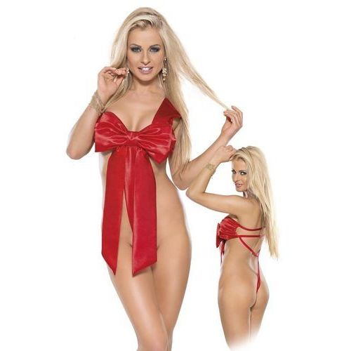 Surprise Present Costume O-S/Red