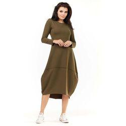 0a49064086 suknie sukienki jeansowa szmizjerka z podpinanym dlugim rekawem z ...