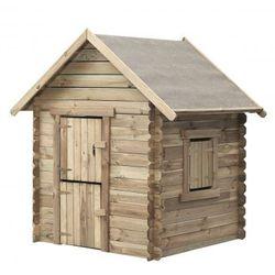 Swing King Drewniany Domek Ogrodowy dla Dzieci Louise Zapisz się do naszego Newslettera i odbierz voucher 20 PLN na zakupy w VidaXL!