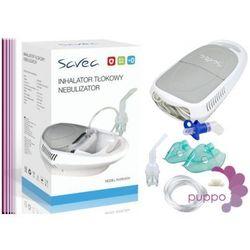 INHALATOR TŁOKOWY Nebulizator SAVEA