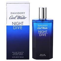 Davidoff Cool Water Night Dive woda toaletowa dla mężczyzn 125 ml + do każdego zamówienia upominek.