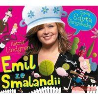 Emil ze Smalandii. Książka audio CD MP3 - Astrid Lindgren (opr. kartonowa)