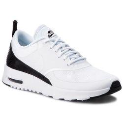 buty Nike Air Max Thea WhiteWhiteBlack 37.5