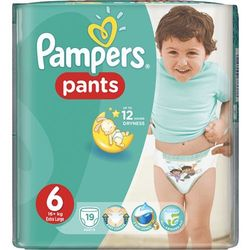 Pampers CP Pants ExLarge