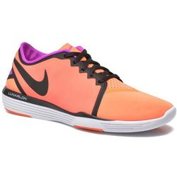 Buty sportowe Nike Wmns Nike Lunar Sculpt Damskie Pomarańczowe 100 dni na zwrot lub wymianę