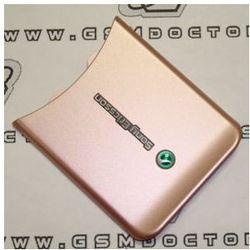 Pokrywa baterii Sony Ericsson W580i różowa