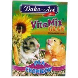 DAKO ART Vit&Mix granulat 500g dla chomików