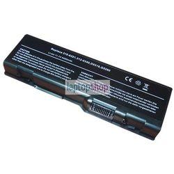 Bateria do laptopa DELL 6000 9200 9300 9400 E1505 E1705 M1505 M1705 (4400mAh)